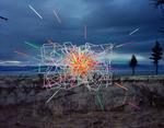 2019 Group Show: Thomas Jackson – Straws no. 4, Mono Lake, California, 2015