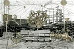 Carlos Diaz: Coney Island-Invented Landscape #50D-NY-2003
