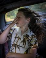 Cig Harvey: The Wind, Scout, Camden, Maine, 2018