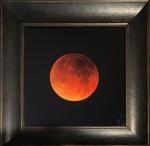 Cosmos Exhibition: Kate Breakey – Lunar Eclipse January 2018, Tuscon AZ (Blood Moon)