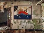 Dave Jordano: Room Detail 10, Chanute AFB, Rantoul, IL
