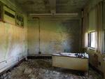 Dave Jordano: Room Detail 3, Chanute AFB, Rantoul, IL