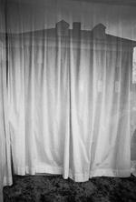 Gary Cawood: White Curtain