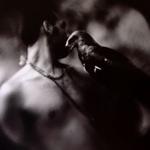 Keith Carter: Man and Hawk
