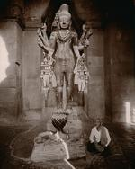 Linda Connor: Shiva, Angkor Wat, Cambodia, 1999