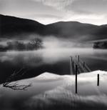 Michael Kenna: Capodacqua Lake, Capestrano, Abruzzo, Italy, 2016