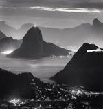 Michael Kenna: Night Lights, Rio de Janiero, Brazil, 2009