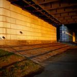 Michael Matsil: Wall of Light, 1997