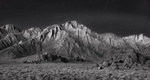 Mitch Dobrowner: Sunrise Over Lone Pine, 2020