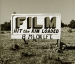 Steve Fitch: Billboard, Highway 180, Grand Canyon, Arizona, 1972