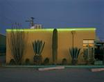 Steve Fitch: Greyhound Motel, Tucson, Arizona; December 30, 1980